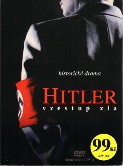 HITLER - vzestup zla - Didipack