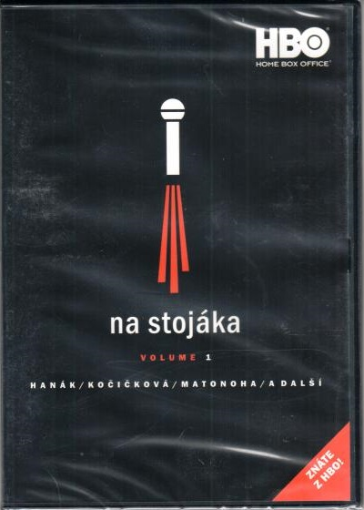 HBO na stojáka volume 1 - DVD