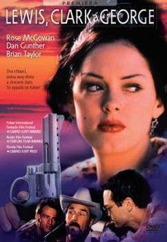 Lewis, Clark a George - DVD  digipack