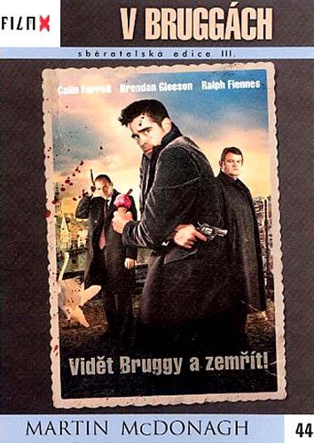 V Bruggách DVD FilmX 44/digipack/plast