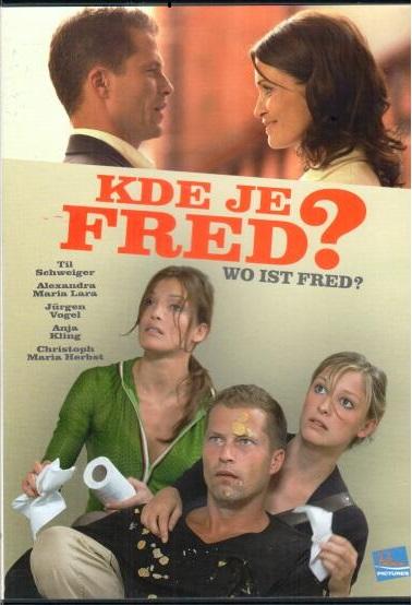 Kde je Fred ? - DVD
