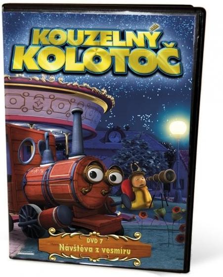 Kouzelný kolotoč 7 - Návštěva z vesmíru - DVD