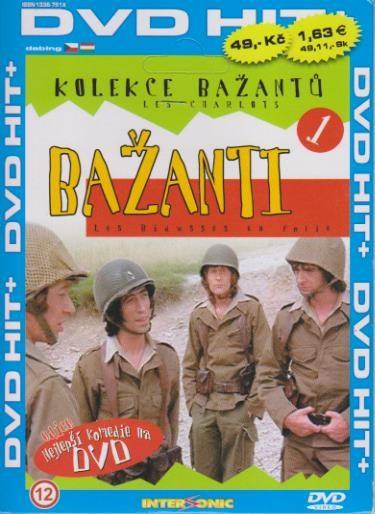 Bažanti 01 - Bažanti - DVD