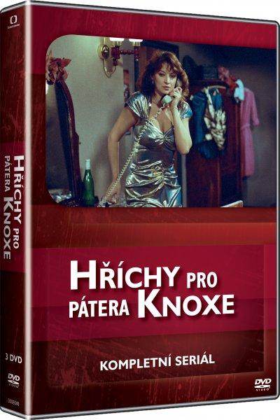 Hříchy pro pátera Knoxe DVD