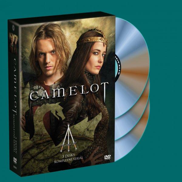 3 DVD Camelot DVD