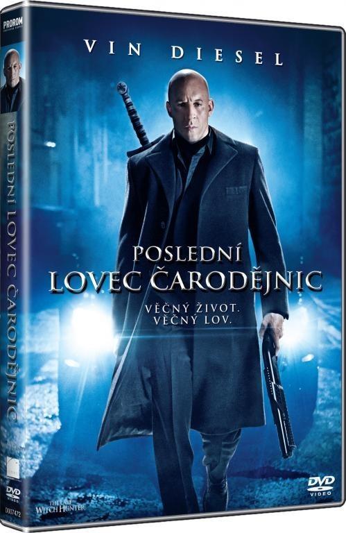 Poslední lovec čarodějnic DVD