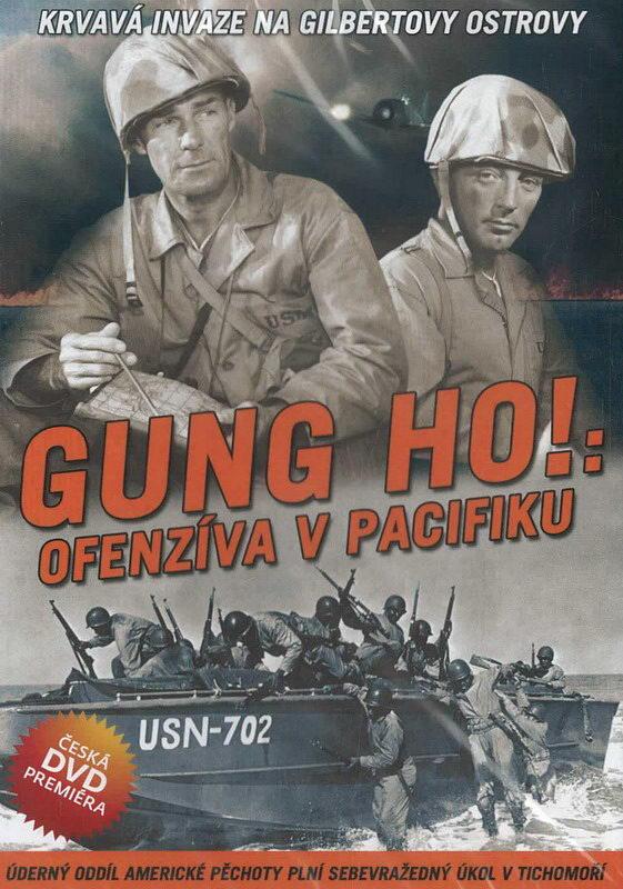 Gung Ho Ofenzíva v Pacifiku - DVD
