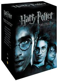 Harry Potter kolekce roky 1-7b. 16DVD