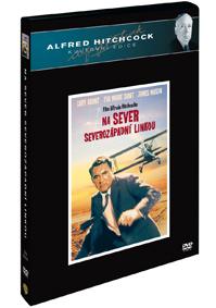 Na sever severozápadní linkou - Edice Alfred Hitchcock DVD
