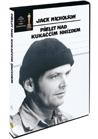 Přelet nad kukaččím hnízdem - DVD