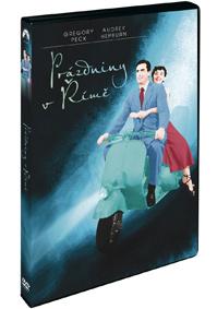 Prázdniny v Římě (dab.) DVD