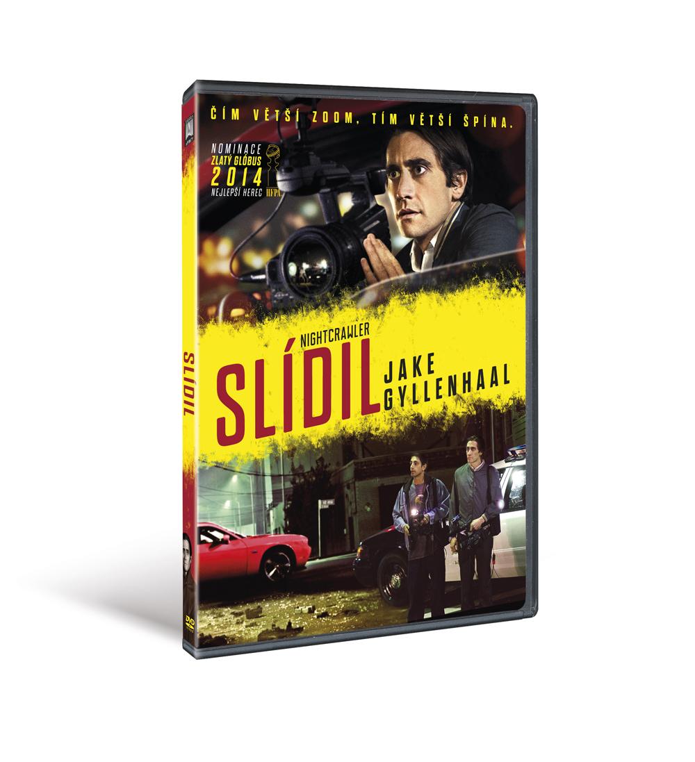 Slídil ( plast ) - DVD