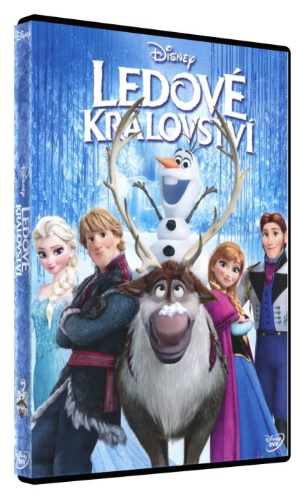 Ledové království - DVD