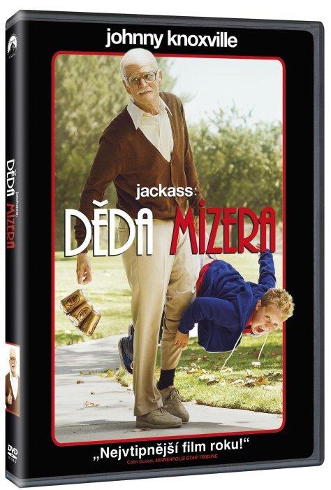 Jackass: Děda Mizera - DVD