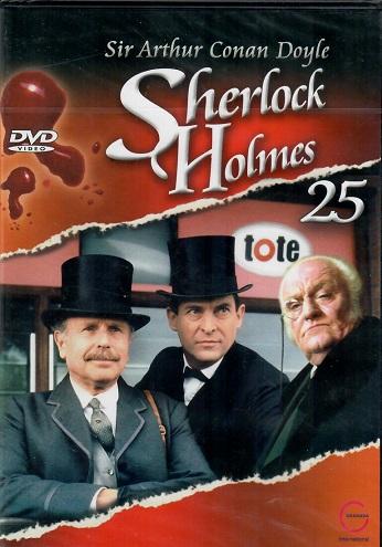 Sherlock Holmes 25 - Mazarinův drahokam - DVD