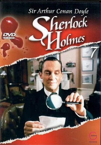 Sherlock Holmes 7 - Stavitel z Norwoodu/Domácí pacient - DVD