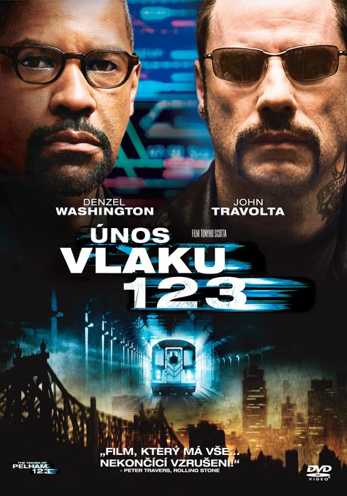 Únos vlaku 123 - DVD