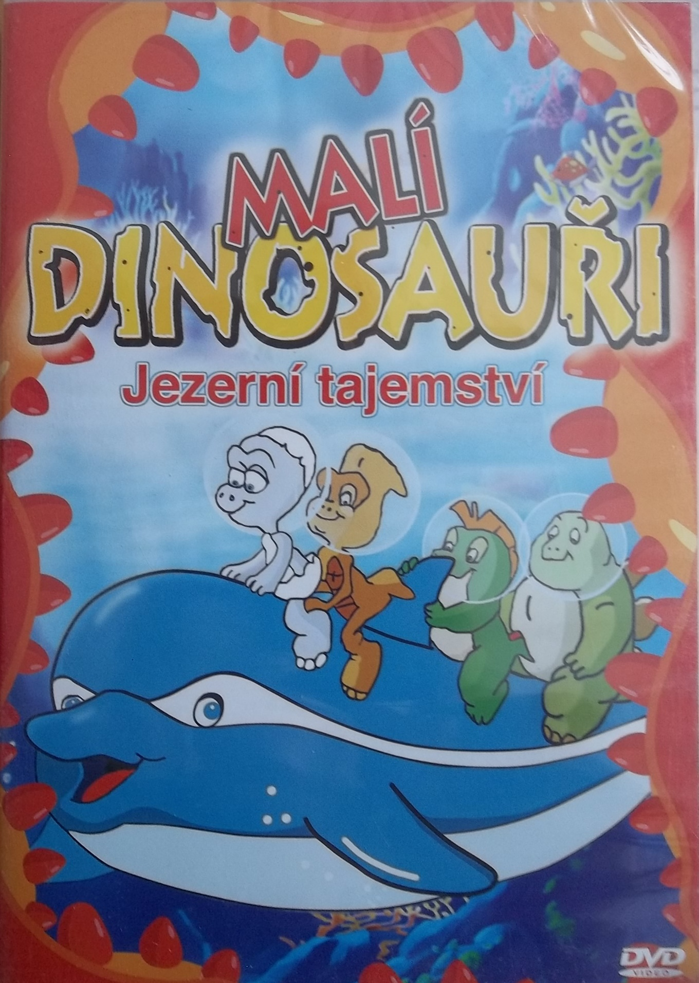 Malí dinosauři - Jezerní tajemství ( pošetka ) DVD