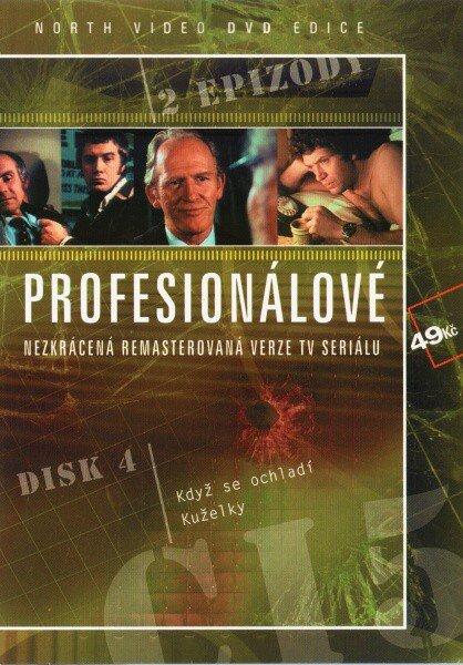 Profesionálové - disk 4 - DVD