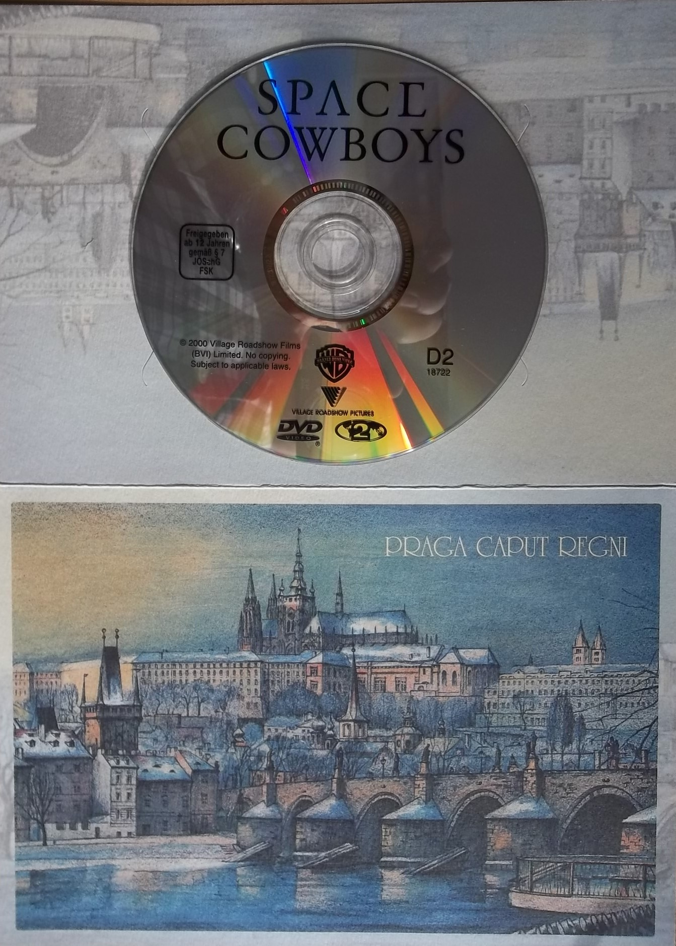 Space Cowboys (dárková obálka) - DVD