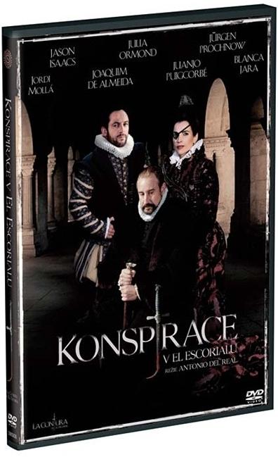 Konspirace v El Escorialu - DVD