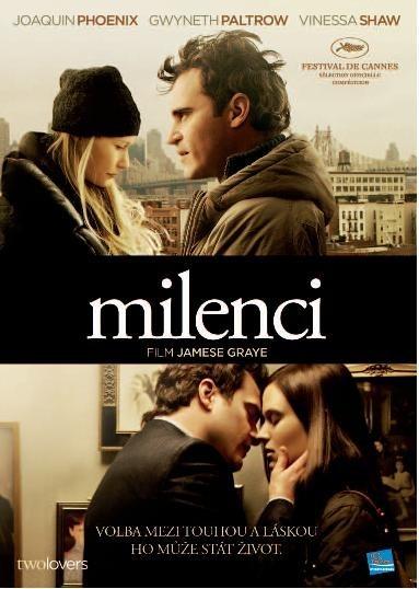Milenci ( digipack ) - DVD