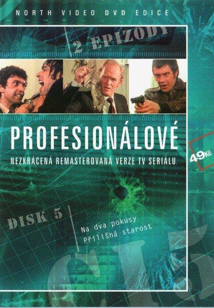 Profesionálové - disk 5 - DVD