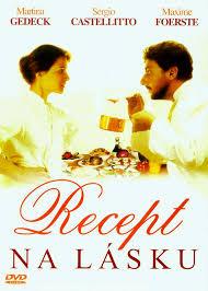 Recept na lásku - DVD slim