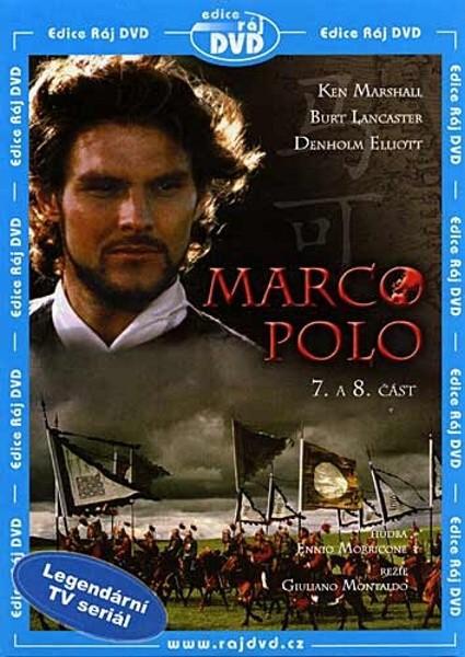 Marco Polo 7. a 8. část - DVD