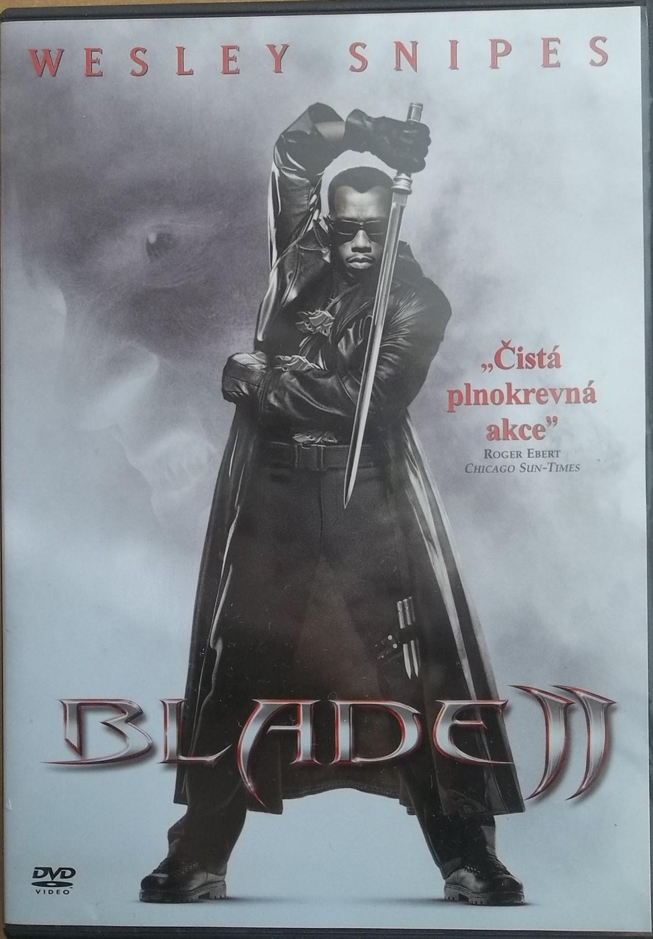 Blade 2 - DVD plast