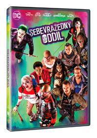 Sebevražedný oddíl DVD