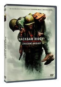 Hacksaw Ridge: Zrození hrdiny DVD plast