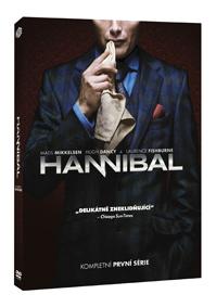 Hannibal 1. série 4DVD