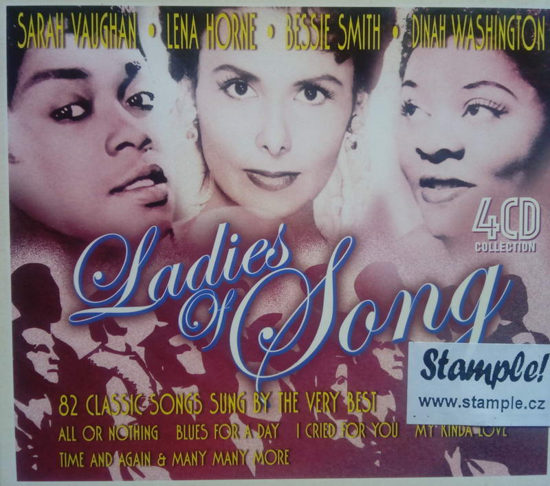 Ladies song - 4CD