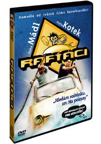 Rafťáci ( plast ) - DVD