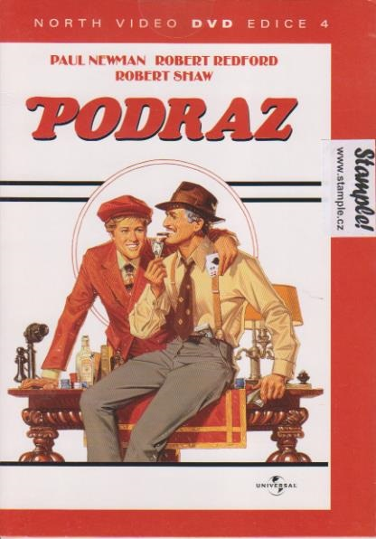 Podraz - Paul Newman - DVD