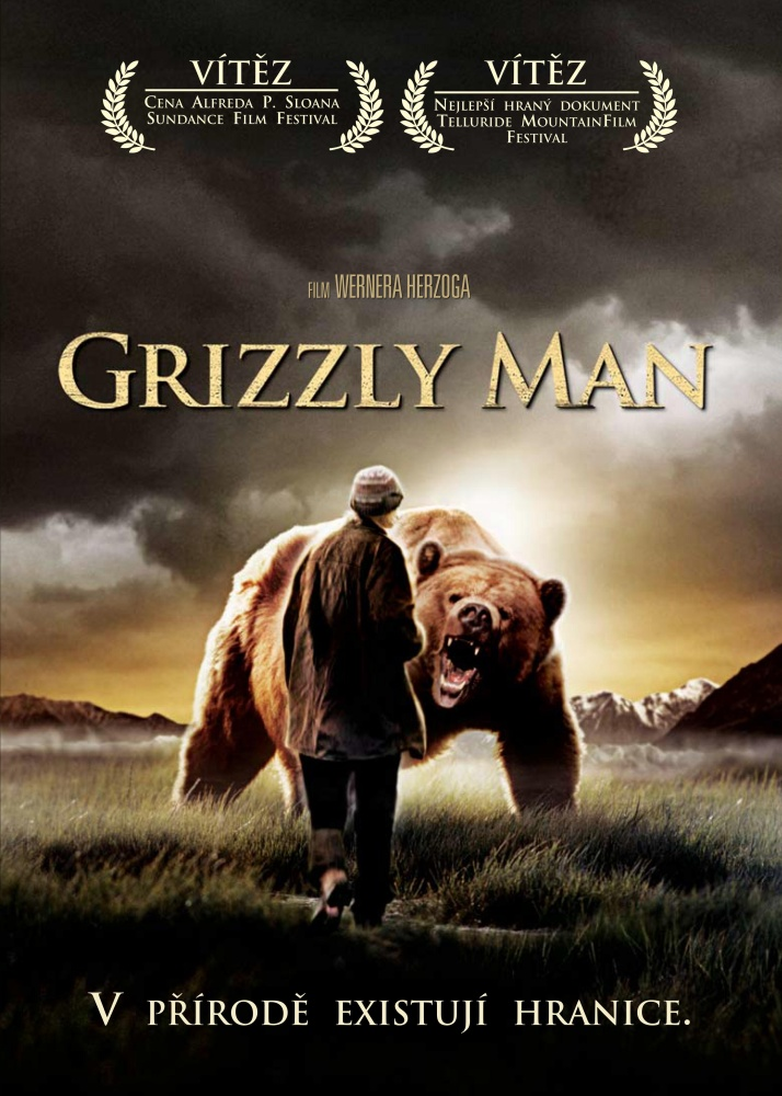 Grizzly Man ( plast ) - DVD