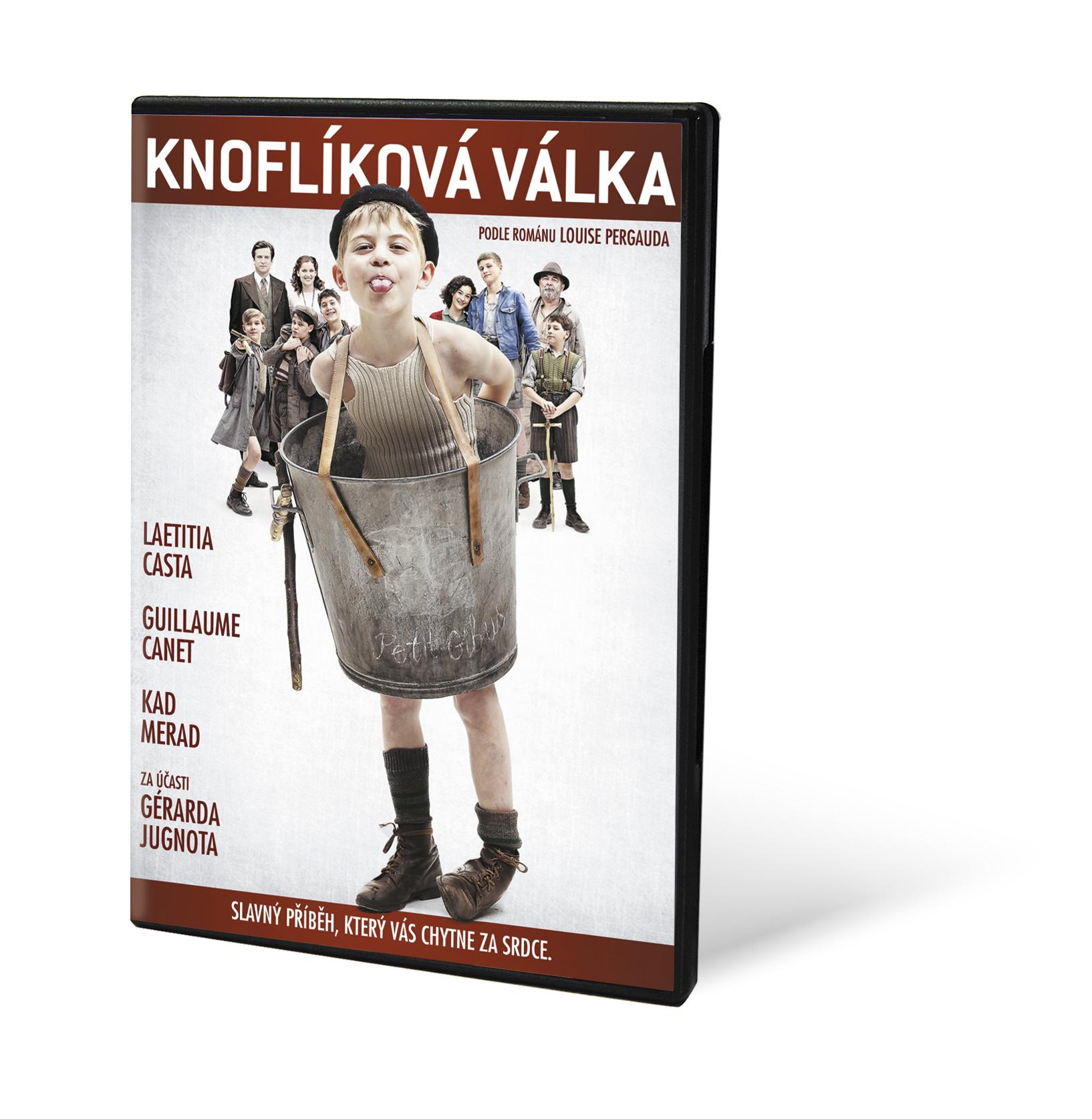 Knoflíková válka ( plast ) - DVD