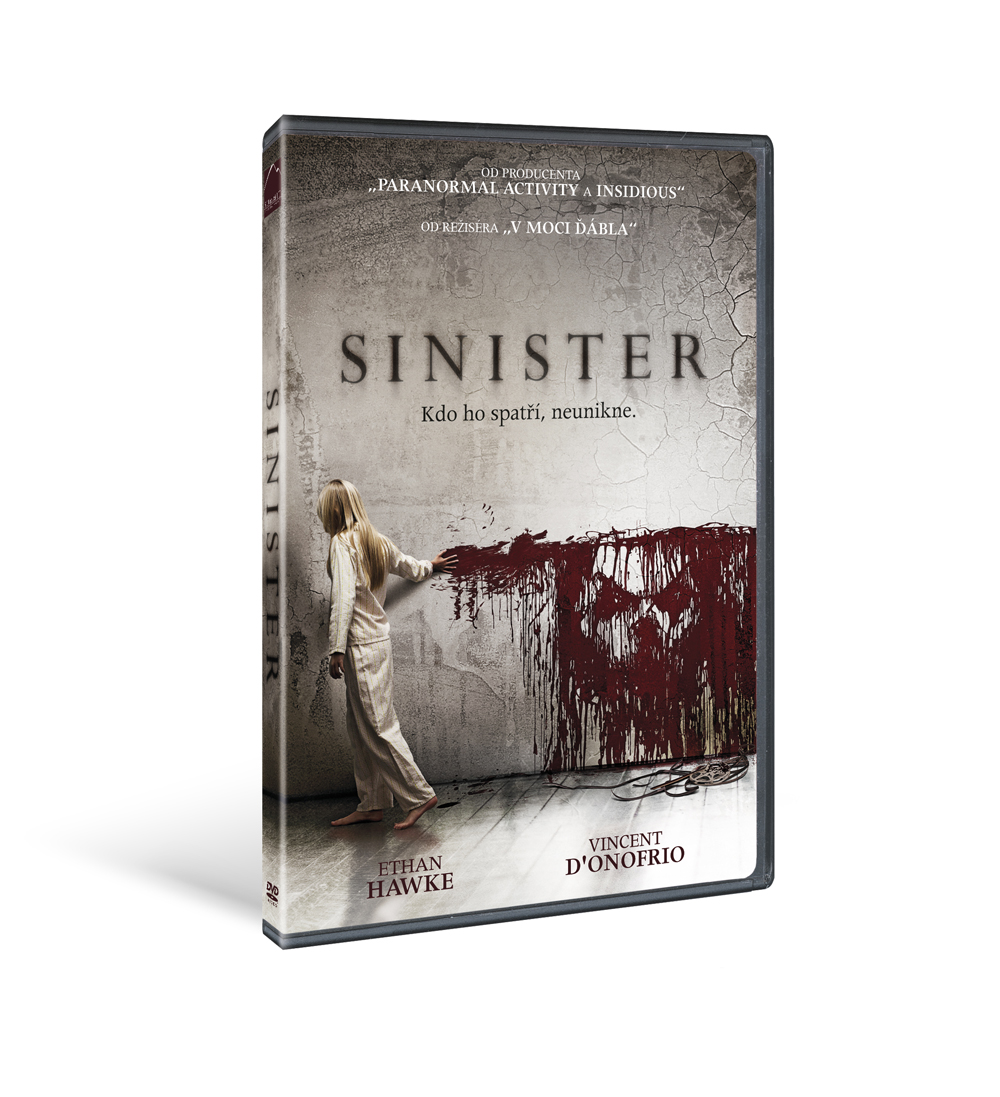 Sinister ( slim ) - DVD