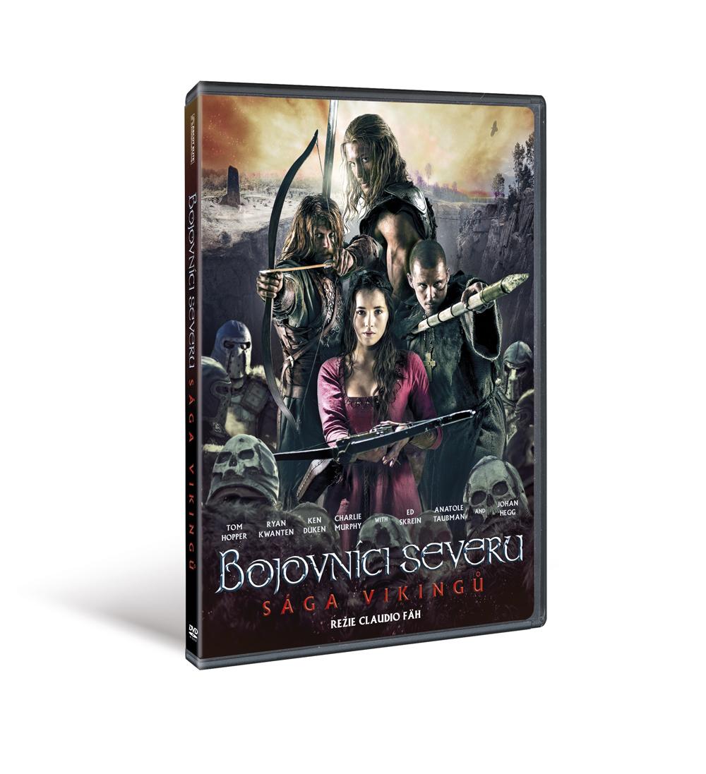 Bojovníci severu: Sága Vikingů ( plast ) - DVD