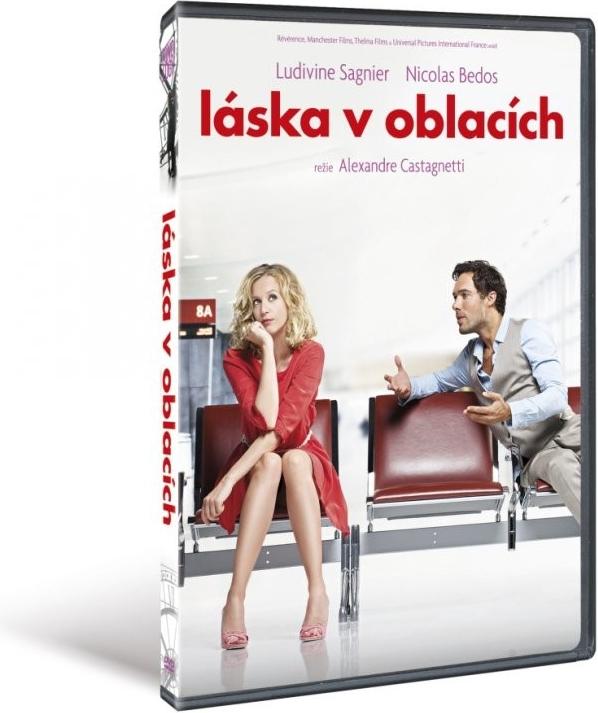 Láska v oblacích ( plast ) - DVD