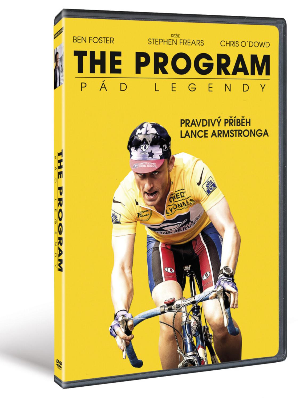 The Program: Pád legendy ( plast ) - DVD