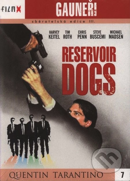 Reservoir Dogs ( GAUNEŘI ) - DVD /digipack/