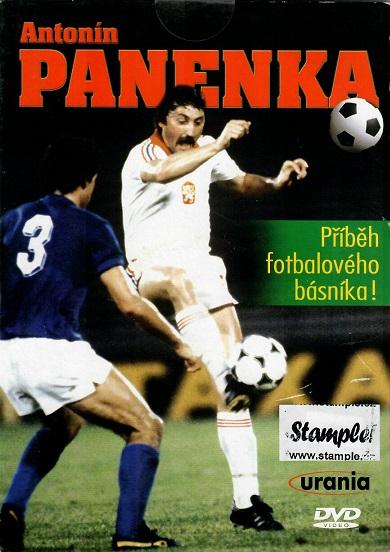 Antonín Panenka ( pošetka ) - DVD