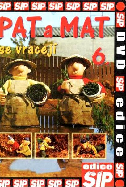 Pat a Mat 6 - DVD