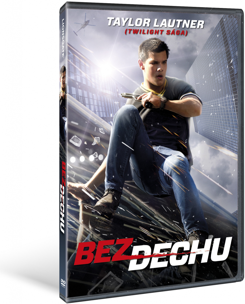 Bez dechu DVD