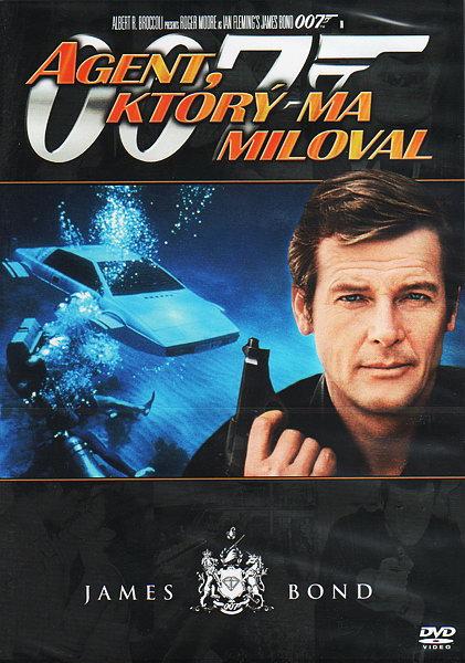 James Bond - Agent, který mne miloval - DVD