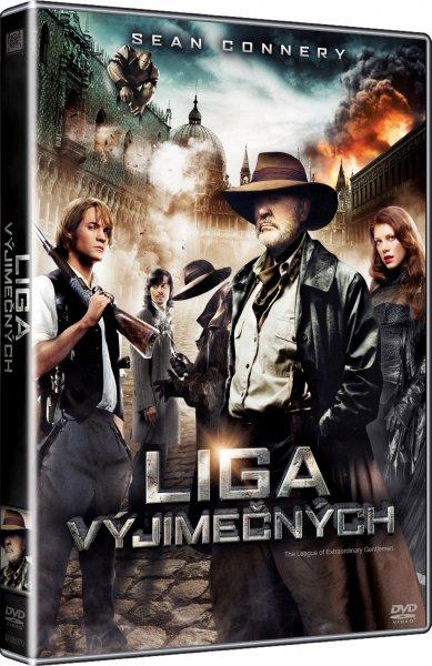 Liga výjimečných ( plast ) - DVD