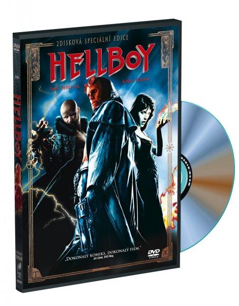 Hellboy ( 2 disková speciální edice ) - DVD