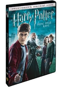 Harry Potter a Princ dvojí krve (2DVD)